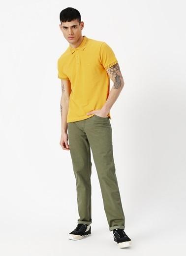 Lee&Wrangler Klasik Pantolon Yeşil